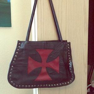Hot topic motorcycle purse